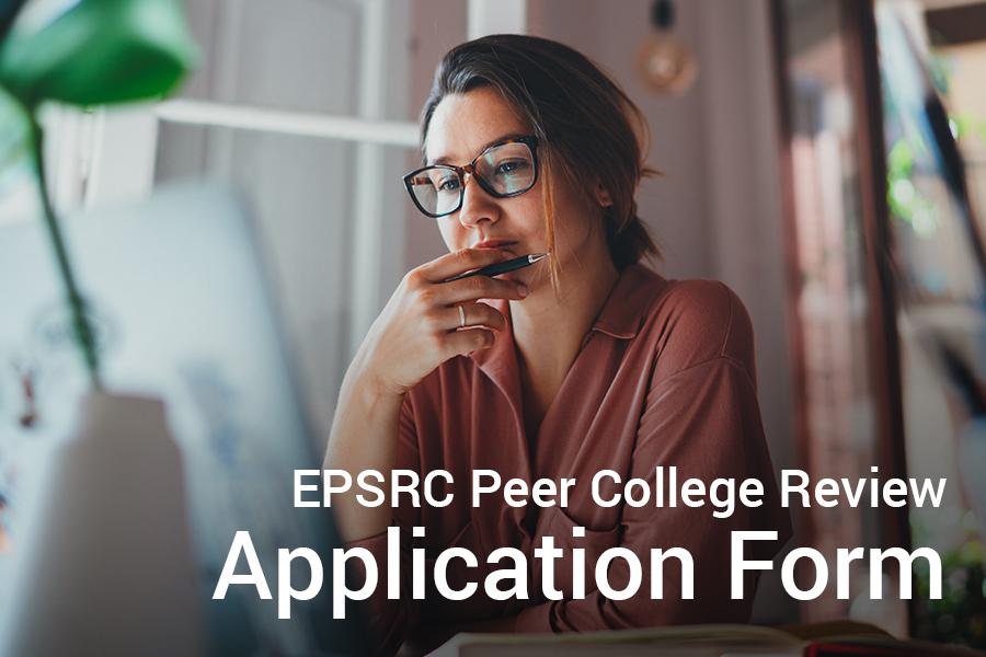 EPSRC Application form