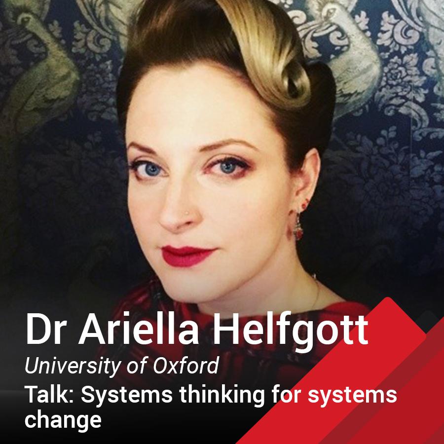 Dr Ariella Helfgott